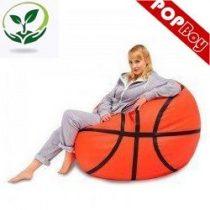 XXL  sedací vak basketbalová lopta