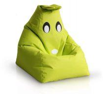 Detský sedací vak kamarát BUNNY (Lime)