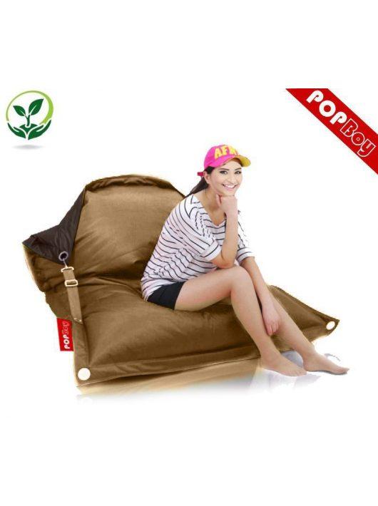 XXL sedací vak 2v1 (Camel-hnedá)