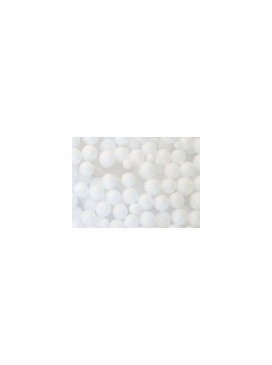 100 litrov polystyrénové korálky