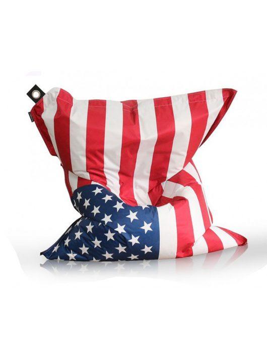 XXL sedací vak (USA zástava)